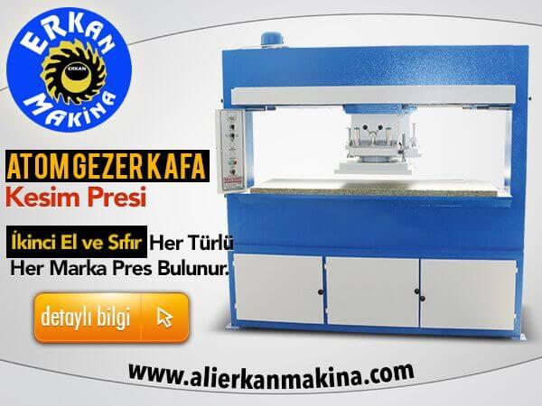ERKAN MAKİNA / ALİ ERKAN