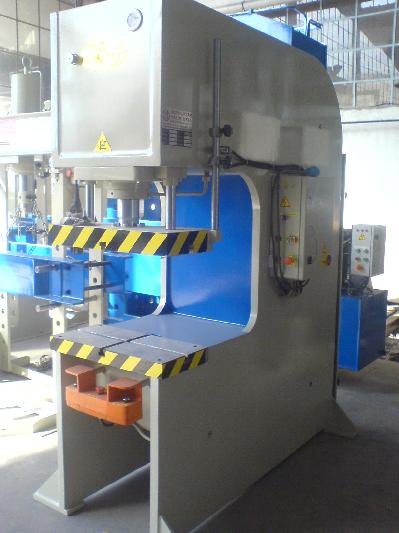C Type Full Automatic Hydraulic Press 60 Tons