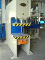 C TYPE FULLY AUTOMATIC HYDRAULIC PRESS 60 TON