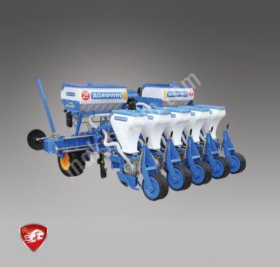 Satılık Sıfır Pnömatik Hassas Ekim Makinası Kayar Şase-ALP-05 Fiyatları Konya hassas ekim makinası kısa şase