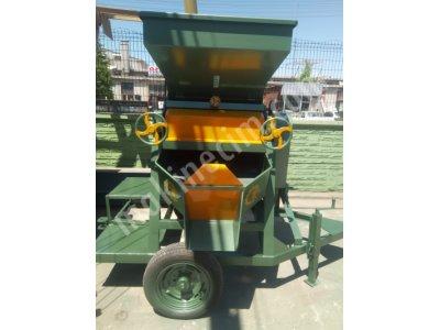 Satılık Sıfır 80 LİK 2 Toplu Traktör Çekili Ezme Makinası Fiyatları Konya TEKDAĞ YEM EZME