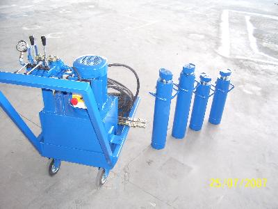 Hydraulic Chassis