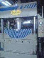 Hidroliksan 250 Ton Nc Tam Otomatik Ütüleme Presi
