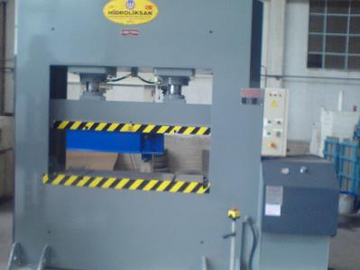 300 Ton On Metal Sheet Pattern Printing Press