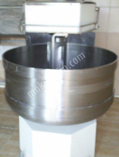 Satılık Sıfır Sıfır ve ikinci el OTOMATİK HAMUR YOĞURMA MAKİNASI, Spiral Mikser Fiyatları  spiral mikser, otomatik spiral mikser, hamur yoğurma makinası