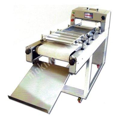 Sıfır Ve İkinci El Ekmek Şekil Verme Makinesi  Baston Makinası