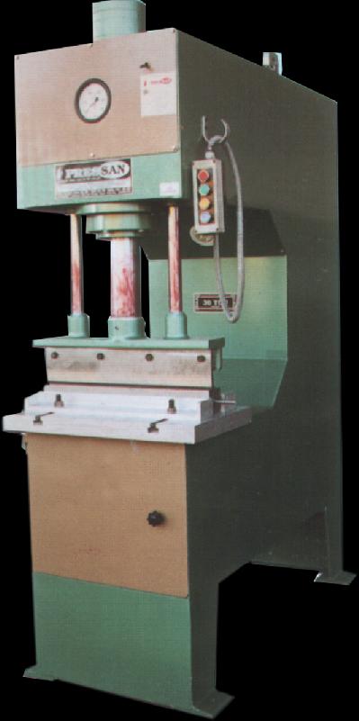 Konpressan Hidrolik C Tipi (20 - 150 Ton)