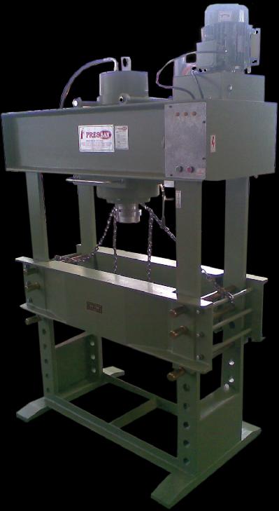 Hydraulic Workshop Press 150 Ton