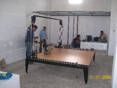 Strafor Kesim Makinesi   Söve Kaplama Makinesi Ve Freze Makineleri