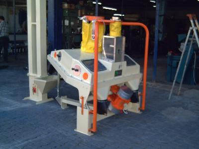 Baharat Bakliyat Hububat Eleme Ayıklama Makinaları