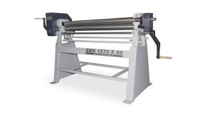 En venta Nuevo MÁQUINA DE CILINDROS - SMK-127K 1270x86x2, 5 Máquina del cilindro, máquina del cilindro del balanceo, máquina del cilindro del smk-127k