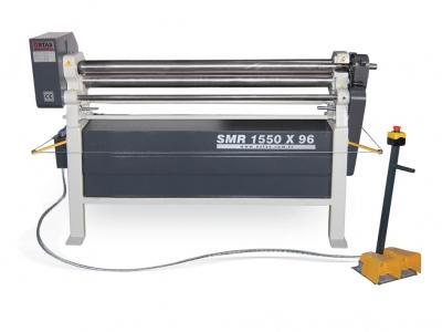 Satılık Sıfır SİLİNDİR MAKİNASI (AYAKTAN PEDALLI) - SMR-155P 1550x96x2,5 Fiyatları Konya silindir makinesi,pedallı silindir makinesi,ayaktan pedallı silindir makinesi,smr-155p silindir makinesi