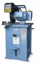 Profil Demir Kesme Hizarı Dpkt-4 4 Hp  Testereli (220 V)