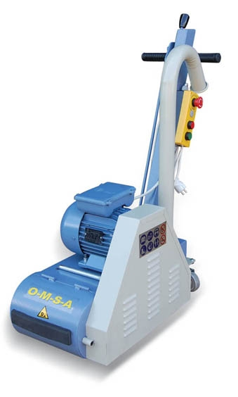 Machine Hardwood Scraper (220 V) Oms-A 2 2 Hp