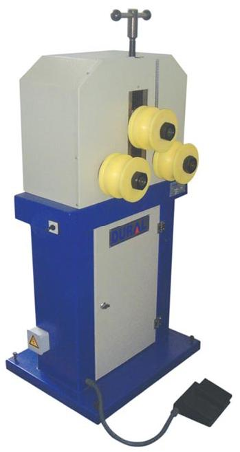 Boru Ve Profil Bükme Makinesi   Dural   Ap 40