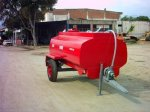 Water Tanker/live Agricultural Machinery