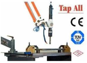 Tap All Kılavuz Çekme Makinaları   Türk Malı   Merik 3  Metrik 60