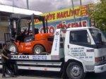 Satlık Ve Kıralık Forkliftler
