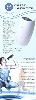 Suyunuzu Kaynağından İçin