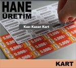 Scratch Card-Ticket-Coupons Are Producing In The Economical Solutions.
