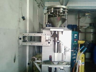Tam Otomatik Bakliyat Ve Kuruyemiş Dolum Ve Paketleme Makinası