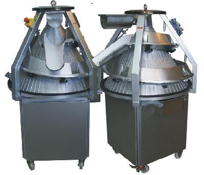 Ayarlı Hamur Çevirme Makinası