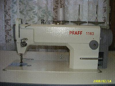 pfaff 1163 industrial sewing machine sewing textile machineries for sale new. Black Bedroom Furniture Sets. Home Design Ideas