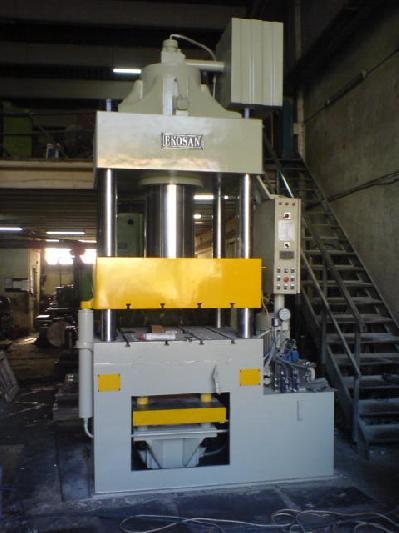 300 Ton K Tipi Hidrolik Pres 1200X1200