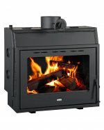 Prity ® Fireplaces and Stoves with Water