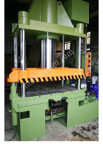 250-Ton Hydraulic Press For Forming And Composite