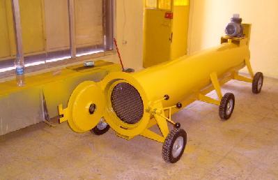 Boru Tipi Halı Kurutma Halı Fırçası Köpük Tankı Tazzik Mak Süpürge
