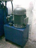 Hydraulic Tire Press Machine