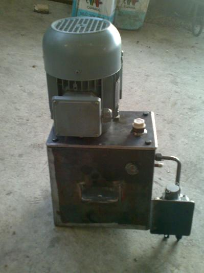 Motor Pompa (Pressan)