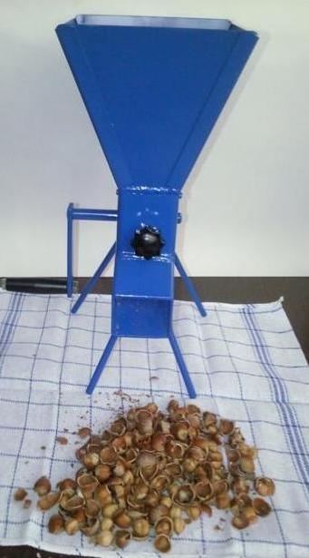 Fındık Kırma Makinası Çerez Kırma Makinası