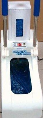 Galoşmatik Galoş Giyme Makinesi