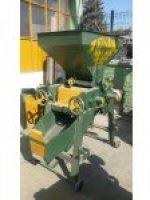 Crushing Machine - Shaft And Hydraulic Armed Machine New Model
