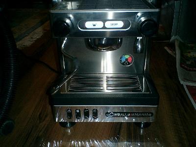 cimbali m21 junior espresso kahve makinas ilanlar. Black Bedroom Furniture Sets. Home Design Ideas