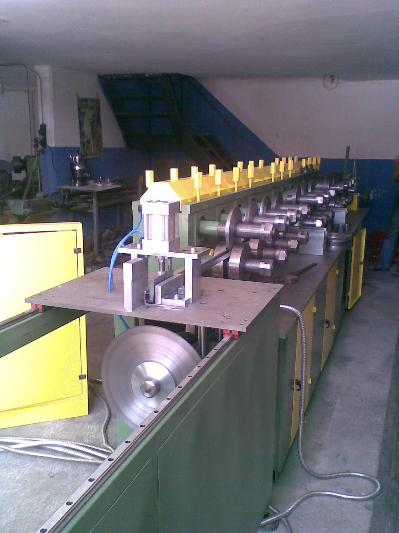 Roll Formıng Machıne Destek Sacı Makinası Otomatik