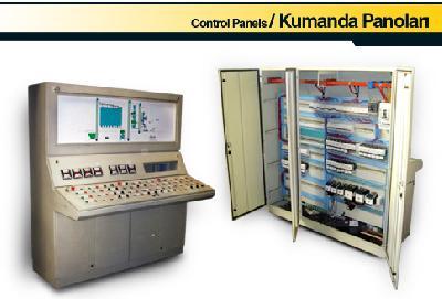 Satılık Sıfır Kumanda Panoları Fiyatları Konya kumanda panosu,pano,elektrik panosu,otomasyon