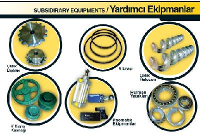 Subsidirary Equipments