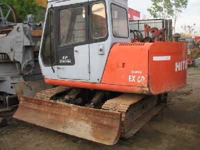hitachi ex 60 1992 model
