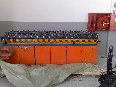 16 İstasyonlu Roll Form Makinası