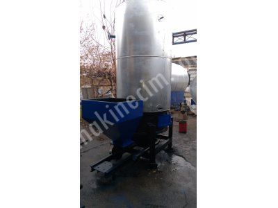 Used Hot Oil Boiler