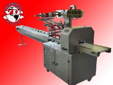 Yatay Ambalaj Makinesi  Flowpack Ambalaj Makinesi