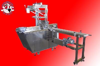 Zarf Tipi Ambalaj Makinası  Yan Beslemeli Pvc Bantlı