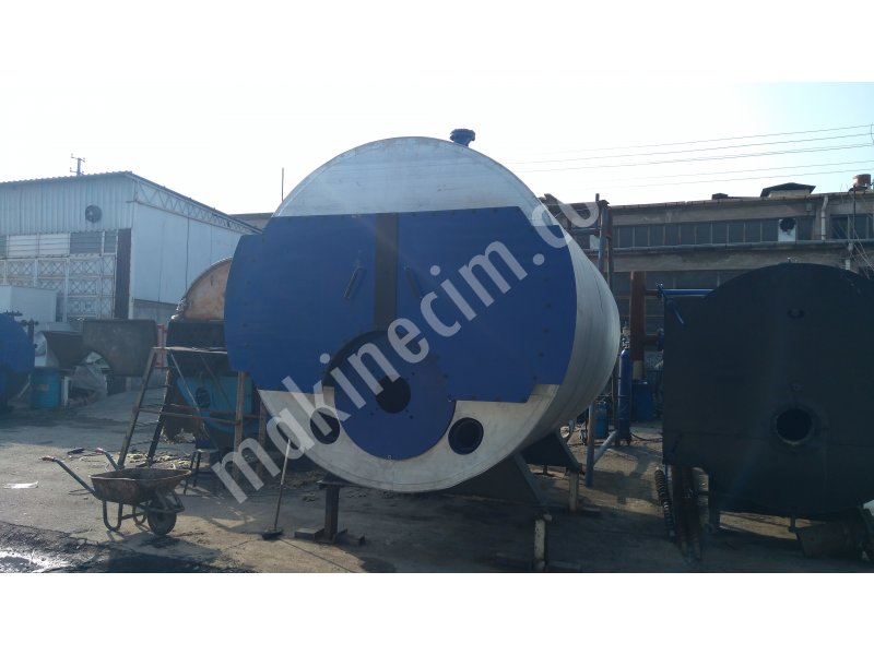 SECOND HAND STEAM BOILER