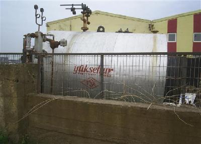 Satılık İkinci El İKİNCİ EL BUHAR KAZANI Fiyatları Malatya İkinci el buhar kazani