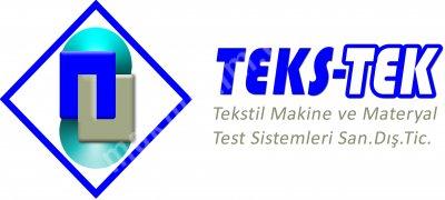 Teks Tek Tekstil Makineleri Ve Tekstil Laboratuvar Test Cihazları San.dış.tic