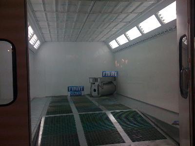 Satılık İkinci El az kulnımış fırat marka boya kabini Fiyatları İstanbul efeboyahane