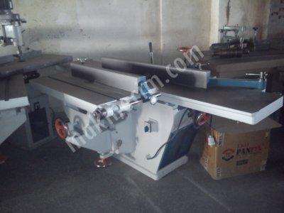 Aykirca  Marka 3 Piçakli 40 Cm Mafsalli Planya Makinesi Bakimi Yapilmiştir